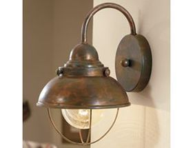White River™ Fisherman's Wall Sconce