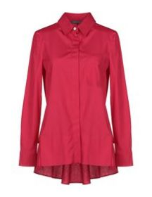 ALBERTA FERRETTI - Solid color shirts & blouses