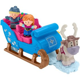 Fisher-Price Little People Disney Frozen Kristoff&