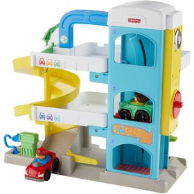 Fisher-Price Little People Helpful Neighbors Wheel