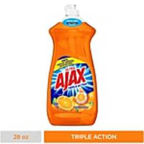 Ajax Triple Action Dish Soap Liquid, Fruity Scent