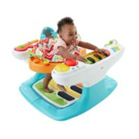 Fisher-Price 4-in-1 Step 'n Play Piano with Lights