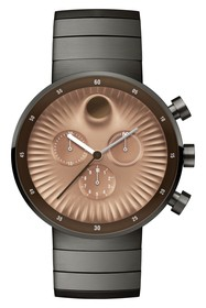 Movado Men's 'Edge' Chronograph Bracelet Watch