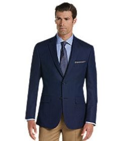 Jos Bank Executive Collection Tailored Fit Herring