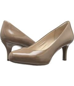 Rockport Rich Taupe Patent