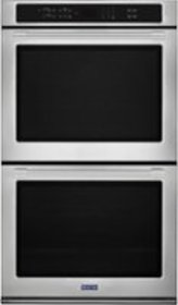 """Maytag - 30"""" Built-In Double Electric Convection W"""