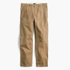J. Crew 1450 Relaxed-fit Broken-in chino pant