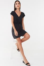 Forever21 Twisted Mini Dress