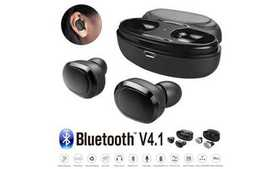 Mini True Twins Wireless Earphones Bluetooth Earbu