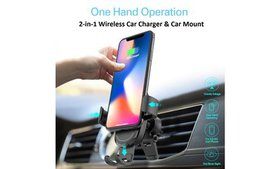 Wireless Charger Car Charger Car Mount 10W Fast Ce