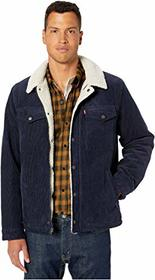 Levi's® Two-Pocket Trucker with Soft Sherpa