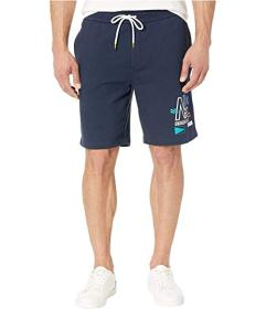 Nautica Classic Fit French Terry Short
