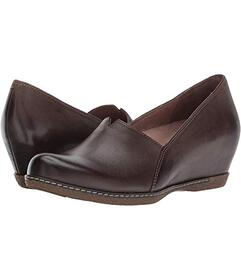 Dansko Teak Burnished Nubuck