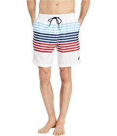 Nautica Stripe Swim Trunk
