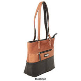 Stone Mountain Darby 2-Color Tote