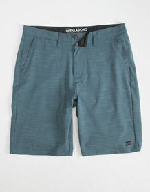BILLABONG Crossfire X Slub Dusty Blue Mens Hybrid