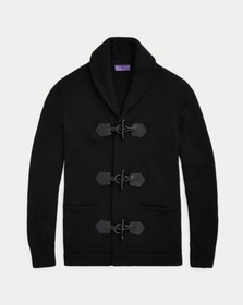 Ralph Lauren Merino Wool Toggle Cardigan