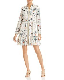 Tory Burch - Cora Printed-Silk Dress