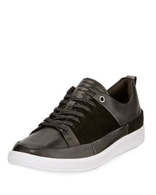 Joe's Jeans Men's Joe Slick Leather Sneakers