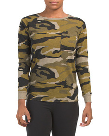 C&C Camo Long Sleeve Tee
