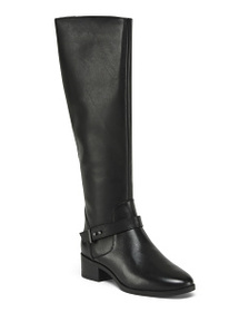 BANDOLINO Leather Riding Boots