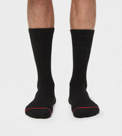 UGG Classic Ribbed Crew Sock