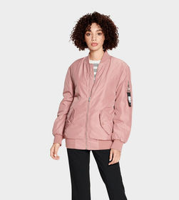UGG Frances Oversized Bomber Jacket
