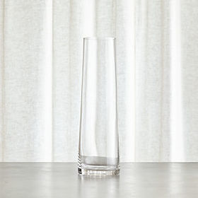 "Crate Barrel Palmetto 20"" Vase"