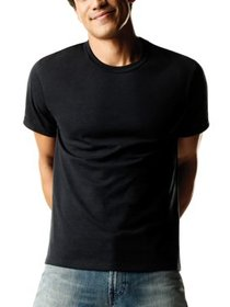 Men's Big & Tall ComfortSoft Dyed Crew T-Shirts, 3