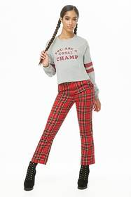 Forever21 You Are A Total Champ Graphic Tee