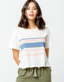 OTHERS FOLLOW Lacee Womens Crop Tee_