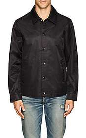 Barneys New York Tech-Satin Coach's Jacket