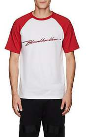 Blood Brother Mania Cotton T-Shirt