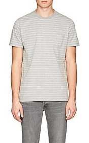 Barneys New York Striped Cotton Jersey T-Shirt