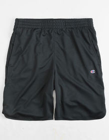 CHAMPION Physical Education Black Boys Shorts_