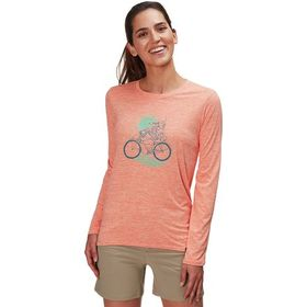 Patagonia Capilene Cool Daily Graphic Long-Sleeve
