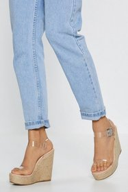 Nasty Gal Womens The Coast is Clear Woven Wedges