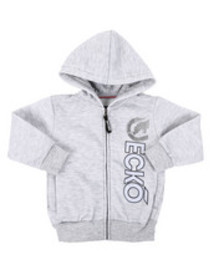 Ecko regular fleece hoodie (4-7)