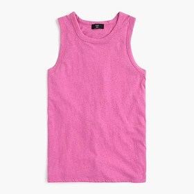 J. Crew Tie-back tank top