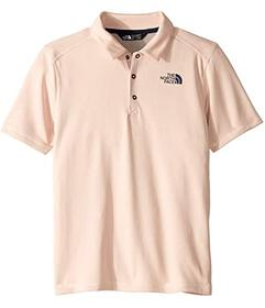 The North Face Kids Short Sleeve Horizon Polo (Lit