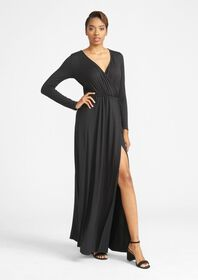 Tall Long Sleeve Maxi Dress