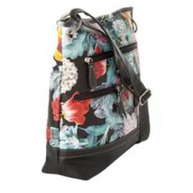 Stone Mountain Sandy Floral Crossbody