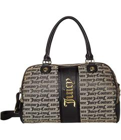 Juicy Couture Beige/Black Gothic