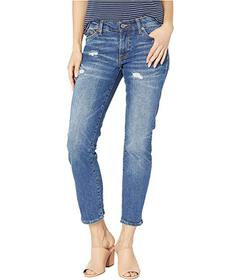 Lucky Brand Sweet Crop Jeans in Oriole