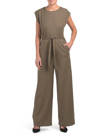 KIMIKA Made In Italy Dolman Jumpsuit