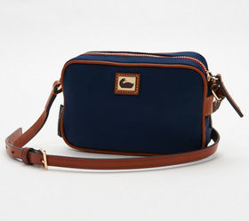 """As Is"" Dooney & Bourke Camden Collectio Nylon Cam"