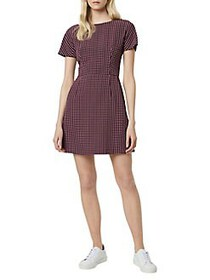 French Connection Bettina Stretch A-Line Dress BER