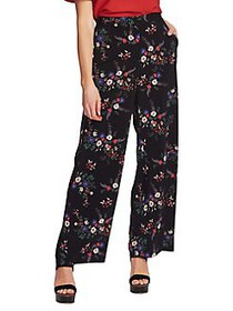 Vince Camuto Highland Country Bouquet Wide-Leg Pan