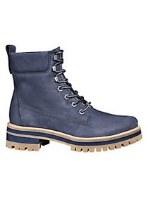 Timberland Courmeyeur Valley Leather Boots PEACOAT