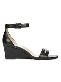 Naturalizer Premium Zenia2 Ankle-Strap Leather Wed